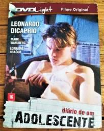 Dvd Original - Diário De Um Adolescente - Leonardo Dicaprio