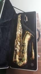 Saxofone Tenor Vogga com Case