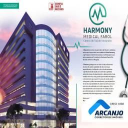 Harmony Medical Farol - Sala Comercial, 34m² - Farol