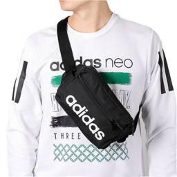 Pochete Adidas Linear Core (Produto Original e Novo)