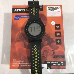Relógio sportwatch chronus átrio