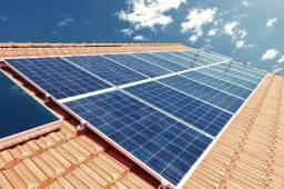 Gerador de energia Solar Fotovoltaica Muito mais economia