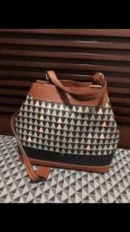 Bolsa Emma Triangle Bag Charme - Schutz