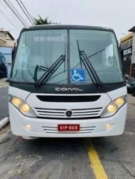 Compre seu ônibus com parcelas de R$ 1.753,00