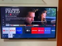Smart TV Samsung Tizen 43 Polegadas