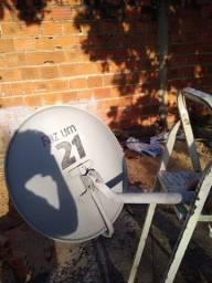 Vendo antena 90cm