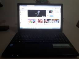 Notebook acer core i5 4 gb ram