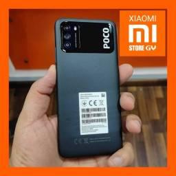 Lançamento - Xiaomi Poco M3 64GB Preto - Pronta Entrega