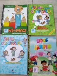 Livros pre escolares educação infantil
