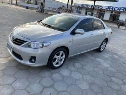 Título do anúncio: Corolla XEI 2012/2013 com 38mil km rodados original