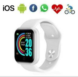 Título do anúncio: Relógio Smartwatch inteligente D20 NOVO