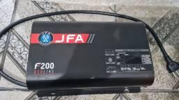 Título do anúncio: Fonte jfa f200 200 amp e carga lenta whats *