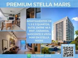 Título do anúncio: Premium Stella Mares, 2 quarto em 70m² com 2 vagas em Stella Mares - Espetacular