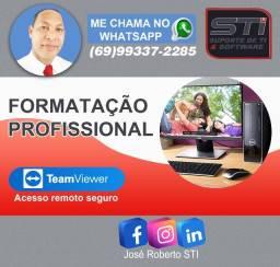 Título do anúncio: Notebook Formatação Profissional com licença digital Sem BKP R$70,00 ? Entrega em 24h