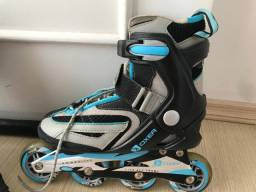 Patins Roller Oxer Azul - 37-39