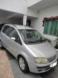 Título do anúncio: Fiat Ideia HLX 1.8 8V Ano 2006