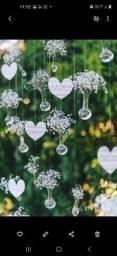 Título do anúncio: Vasinho de vidro para decoracao