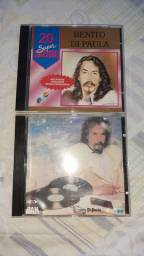 CDs Benito de Paula