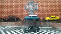 Título do anúncio: Miniaturas lote de miniaturas carrinhos de ferro