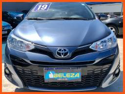 Toyota Yaris 1.5 16v flex sedan xs multidrive