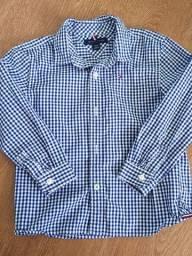 Camisa Tommy Infantil