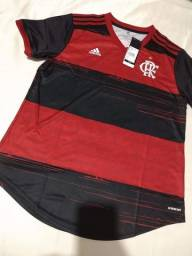 Título do anúncio: Camisa do Flamengo Feminina 2020