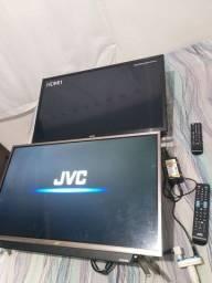Título do anúncio: 2 TVs a venda Smart