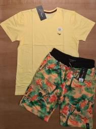 Título do anúncio: Camisa Bermuda