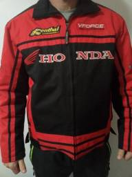 Título do anúncio: Jaqueta motociclista Moto honda