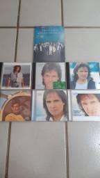conjunto CDs Roberto Carlos