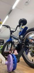 Título do anúncio: Queima de Estoque Relampago Bicicleta aro 16 infantil nova para 5 anos