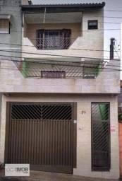 Título do anúncio: Santo André - Casa Padrão - Vila Mazzei
