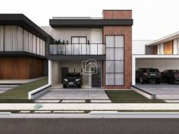 Título do anúncio: Casa com 3 suítes à venda no Condomínio Jardim Brescia - Indaiatuba/SP