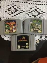 Nintendo 64 fitas