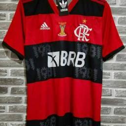 Camisa do Flamengo em promoção