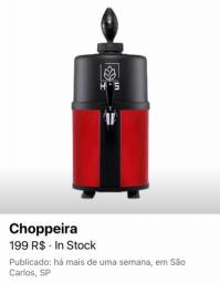 Título do anúncio: Choppeira
