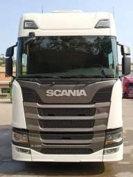 Título do anúncio: Caminhão SCANIA R 450 HIGHLINE 2020 COMPLETO