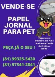 Título do anúncio: Jornal para Pet