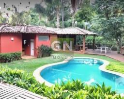 Título do anúncio: Casa à venda, 4 quartos, 4 suítes, 6 vagas, Vila Del Rey - Nova Lima/MG