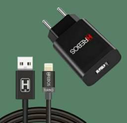 Carregador para iPhone  Turbo Power Pronta entrega com garantia