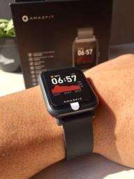 Título do anúncio: Relógio Amazfit Bip S - Para Esportes com GPS! Blumenau SC