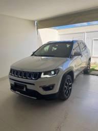 Título do anúncio: Jeep Compass 2.0 Limited Flex 2020