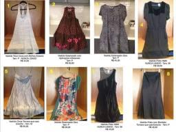 Título do anúncio: Vestidos Zara, H&M, Eclectic - TAM P