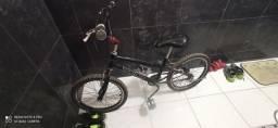 Título do anúncio: Bicicleta aro 20 semi nova