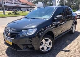 Título do anúncio: Renault Logan ZEN 1.6 CVT 4P
