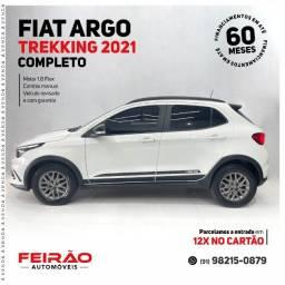 Título do anúncio: Fiat Argo Trekking  2021