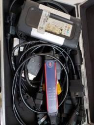 Vendo scanner Delphi autocom e VCI 3 Scania