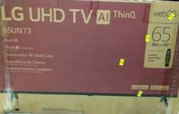 Título do anúncio: Tv 65polegadas