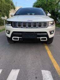 Jeep compass Limited Diesel Top de linha 25 mil km!!!