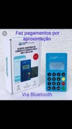 Maquininha de passar cartão Mercado Pago(Entrego)